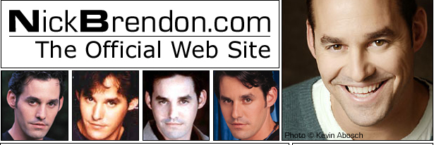 NickBrendon.com: The Official Web Site