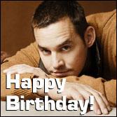 Happy Birthday Nicholas